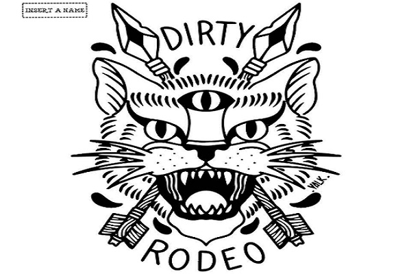 Dirty Rodeo : Clip «THE BEAST IN YOUR MIND»