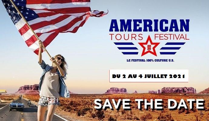 AMERICAN TOURS Festival: Annulé également