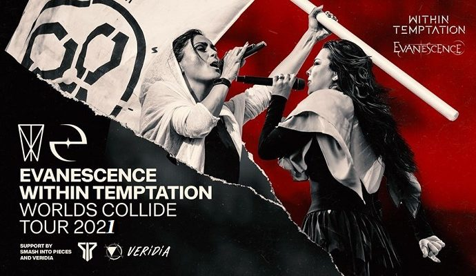 Within Temptation + Evanescence le 30/03/2022