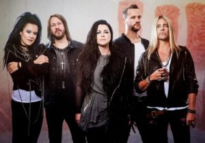 EVANESCENCE: Nouvelle vidéo «The Game Is Over»