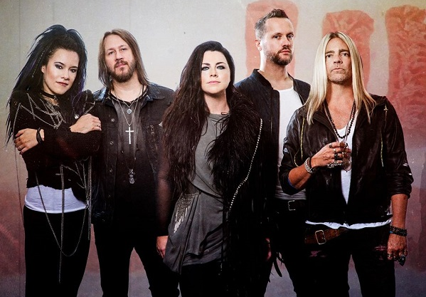 "EVANESCENCE: Nouvelle vidéo ""The Game Is Over"""