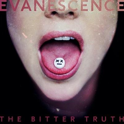 Pochette de The Bitter Truth de Evanescence