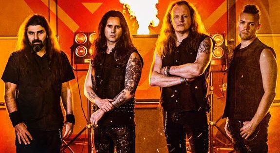 FIREWIND: Nouveau single «Welcome To The Empire»