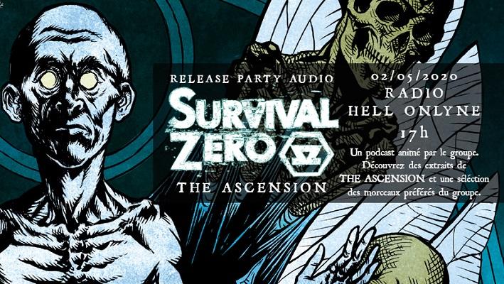 SURVIVAL ZERO: Release Party Audio