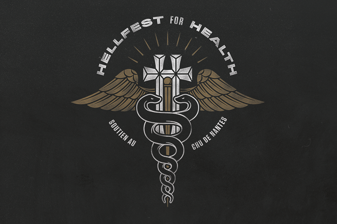Hellfest for Health: 66% de la cagnotte atteints
