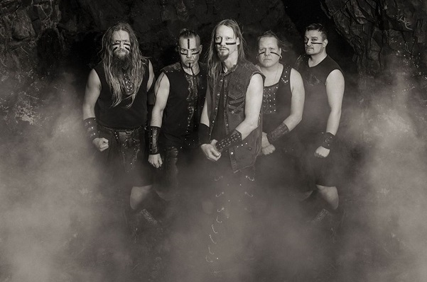 Ensiferum : lyric vidéo de « For Sirens »