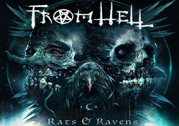 "From Hell : Nouvel album ""Rats & Ravens"""