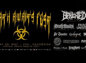 DEATH AWAITS FEST : Virtual Edition le 29 mai