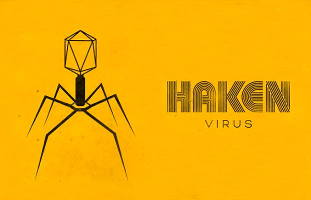 HAKEN :Virus est sorti le 24 juillet