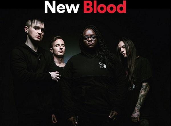 TETRARCH: n°1 de la playlist «New Blood» sur Spotify !