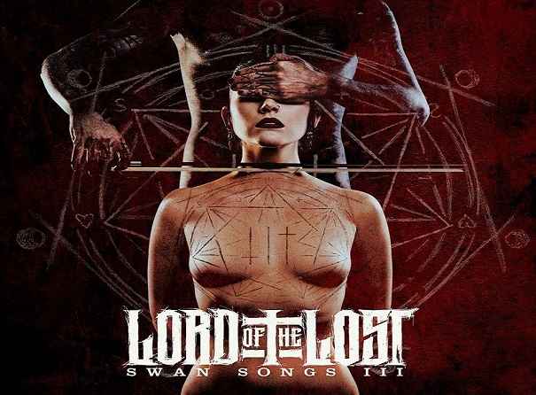 LORD OF THE LOST : Vidéo de «Dying On The Moon»