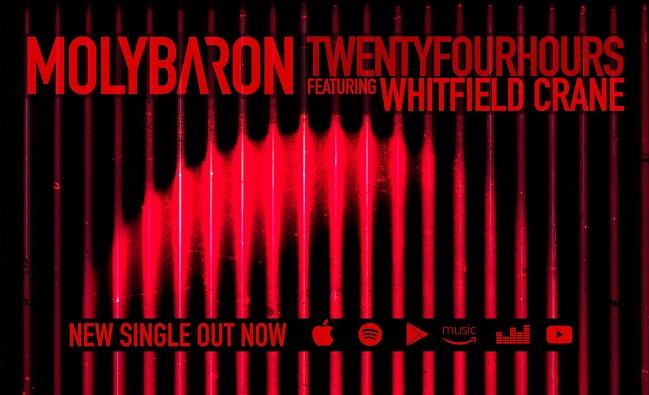 MOLYBARON : Nouveau titre «Twenty Four Hours»