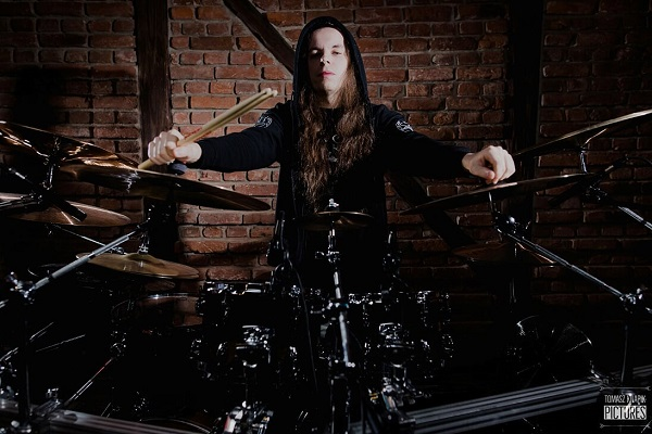 Hate : Nouveau batteur Daniel «Nar-Sil» Rutkowski!