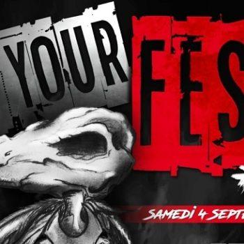 IN YOUR FEST 2 le 4 septembre 2021