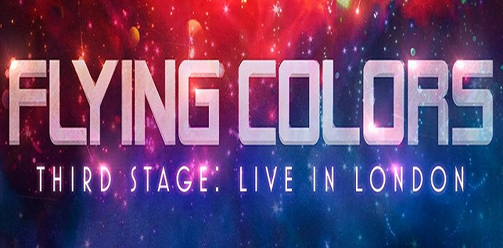 FLYING COLORS : Vidéo « You Are Not Alone »