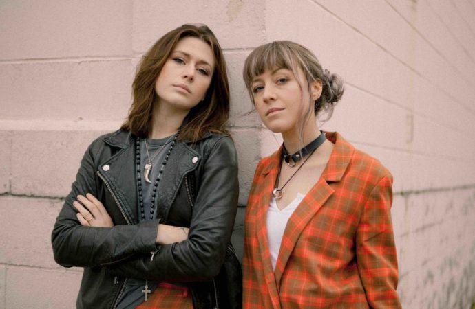 Interview avec Rebecca et Megan de LARKIN POE