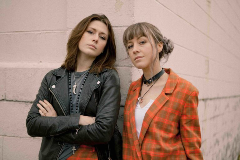 Interview avec Rebecca et Megan de LARKIN POE