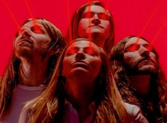 BLUES PILLS : nouvelle vidéo « Kiss My Past Goodbye »