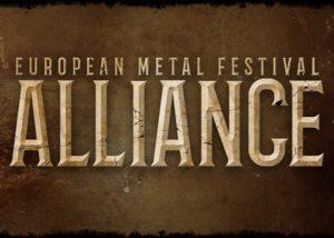 European Metal Festival Alliance les 7/8 et 9 août