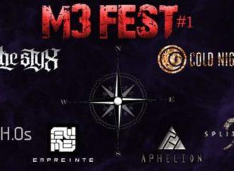 M3 FEST : Première édition le 17 octobre 2020