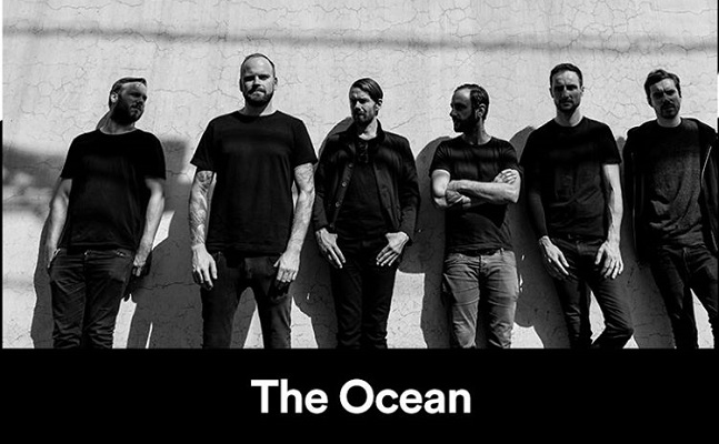 "The Ocean : Nouveau single ""Pleistocene"""