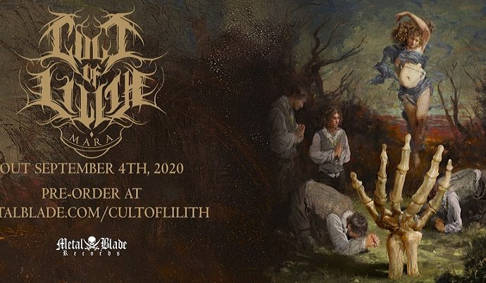CULT OF LILITH : Nouvel album le 4 septembre