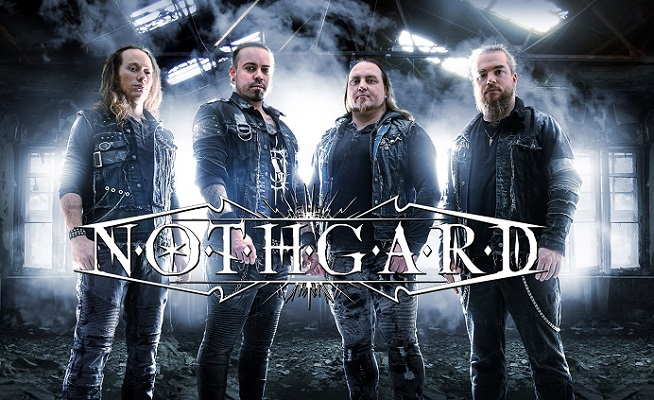 NOTHGARD: Nouveau single « Lightcrawler »