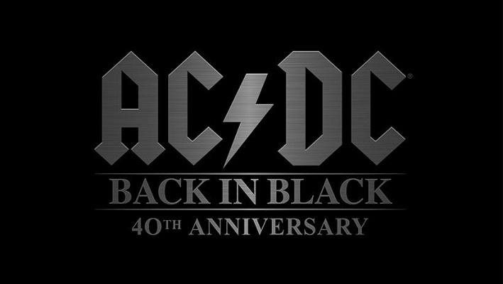 AC/DC fête les 40 ans de Back In Black