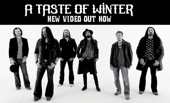 WITCHWOOD : Nouveau clip «A Taste of Winter»