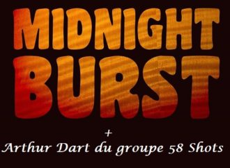 MIDNIGHT BURST & Arthur Dart : Led Zeppelin cover