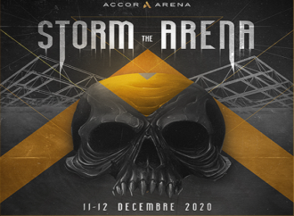 Lancement du festival Storm The Arena !