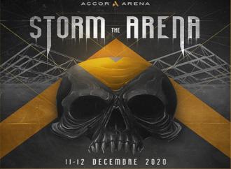 STORM THE ARENA : L'affiche est complète