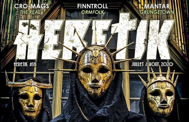 HERETIK Mag : Le N°18 bientôt disponible