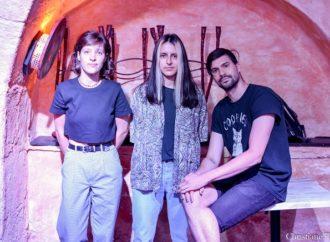 Interview avec le trio de Toybloid