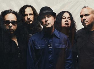 ARMORED SAINT vidéo de «End of the Attention Span»