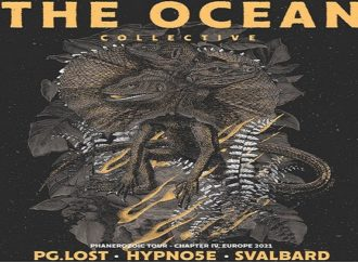 The Ocean annonce son « Phanerozoic Tour » 2021