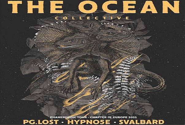 "The Ocean annonce son ""Phanerozoic Tour"" 2021"