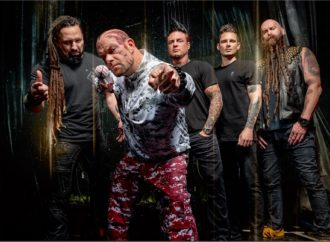 FIVE FINGER DEATH PUNCH lyric video « This Is War »
