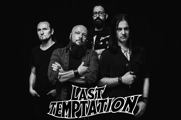 Last Temptation : Nouveau Line up et nouveau label