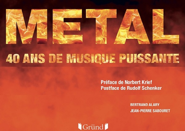 METAL- 40 ans de musique puissante