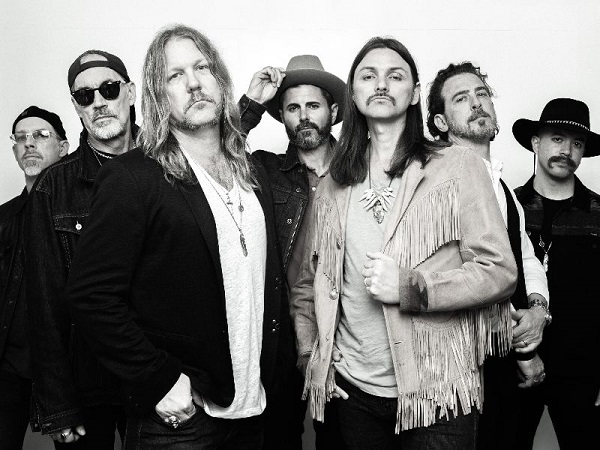 THE ALLMAN BETTS BAND : Vidéo Airboats & Cocaine