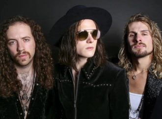 Tyler Bryant & The Shakedown nouvelle Lyric Video