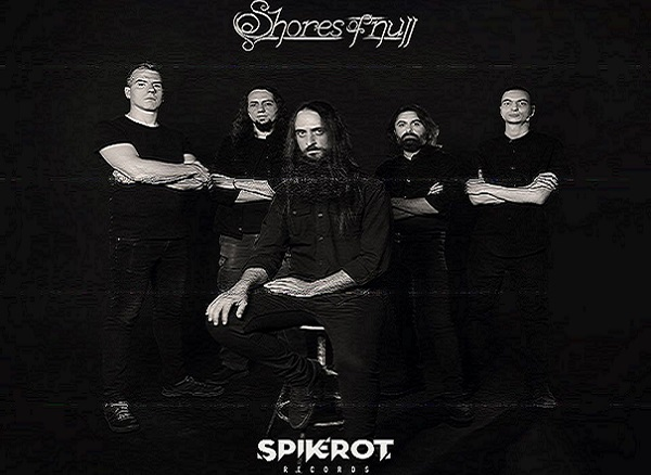 Shores Of Null signe avec Spikerot Records