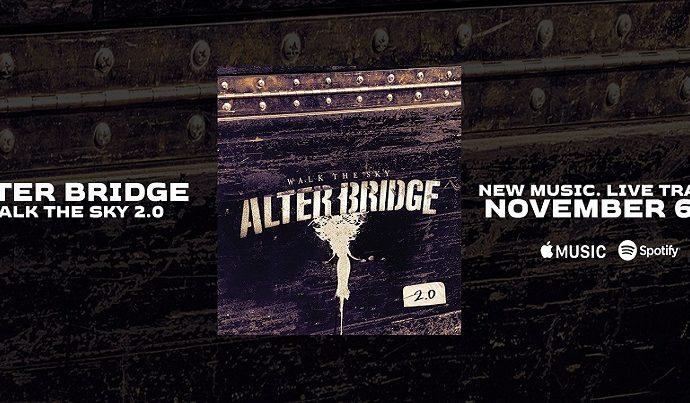 Alter Bridge: Nouvelle vidéo «Native Son»