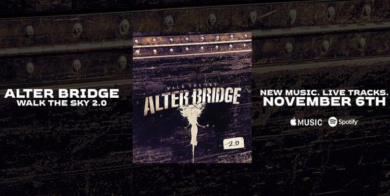 """Alter Bridge: Nouvelle vidéo """"Native Son"""""""