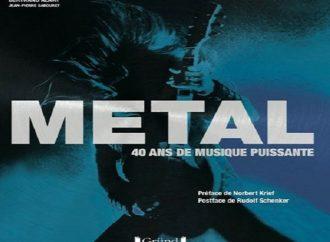 METAL- 40 ans de musique puissante News