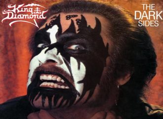 "KING DIAMOND : ré-édition de ""The Dark Sides"""