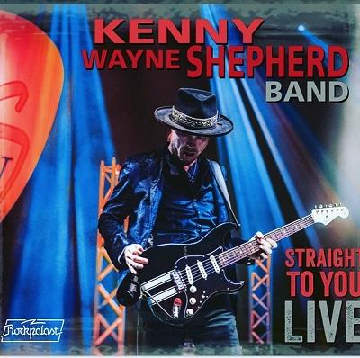 "KENNY WAYNE SHEPERD: Vidéo ""Diamonds & Gold"""