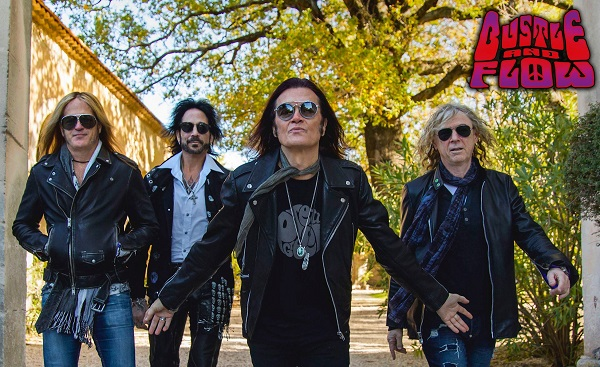 "THE DEAD DAISIES : Nouveau single ""Bustle And Flow"""