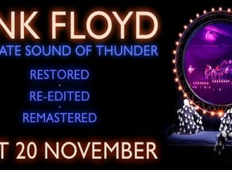 PINK FLOYD : 'DELICATE SOUND OF THUNDER'